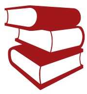 Books in red
