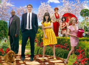 Publicity still from Pushing Daisies